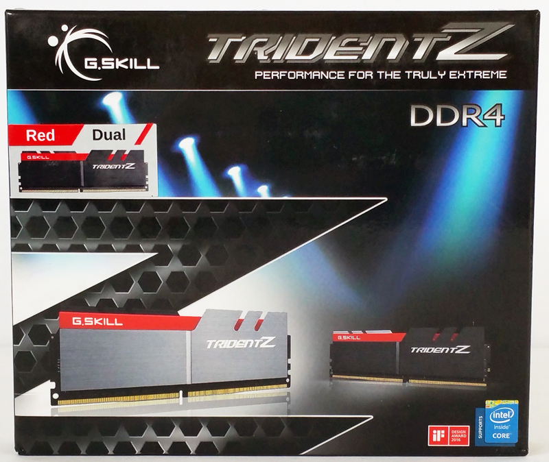 ASRock X370 KILLER SLIac GSkill TridentZ Retail Box