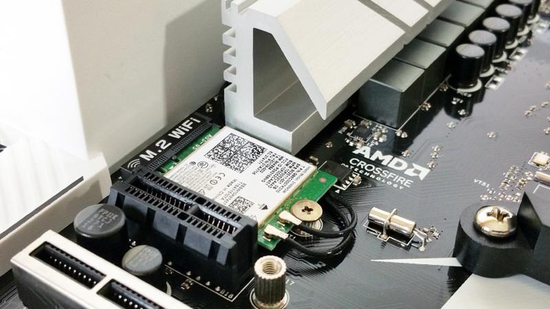 ASRock X370 KILLER SLIac WiFi
