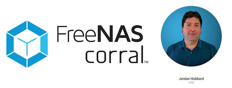 FreeNAS Corral With Jordan Hubbard 8x6