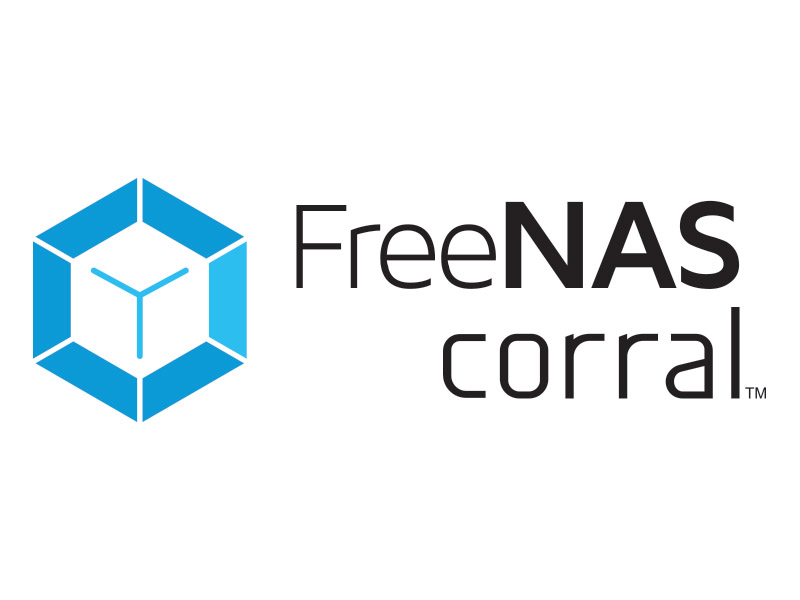 FreeNAS Corral