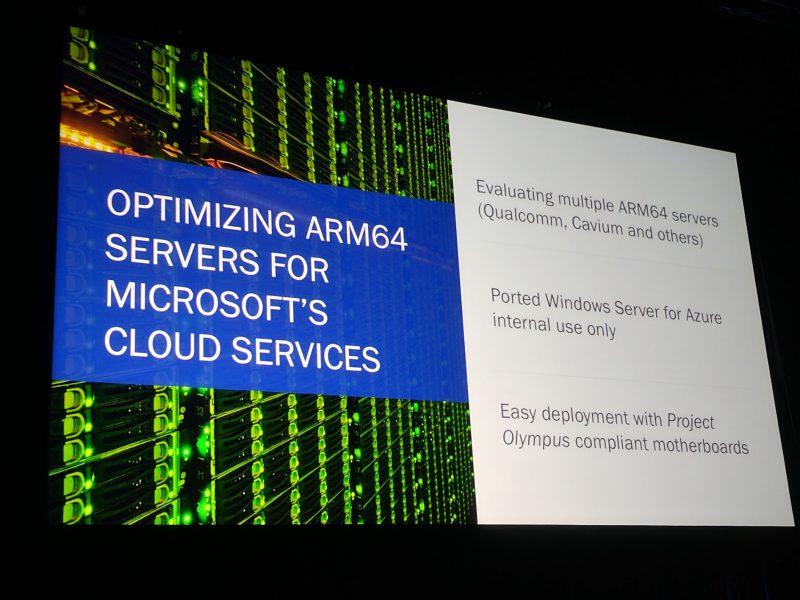 Microsoft OCP AMR64
