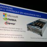 Microsoft OCP HGX 1 For Machine Learning