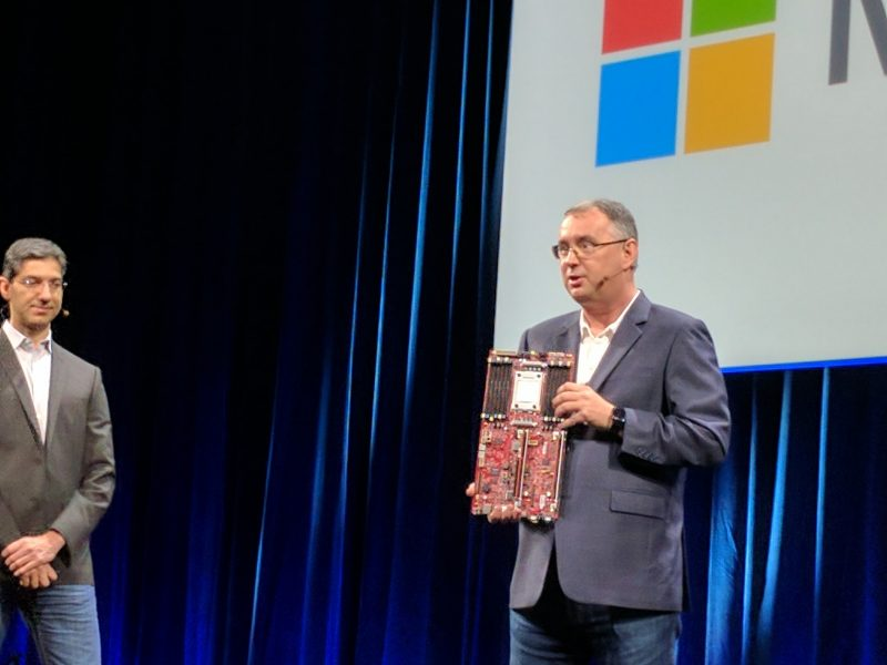 Microsoft OCP Summit Project Olympus ARM64