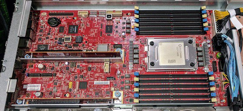 Qualcomm Centriq 2400 OCP Reference Server Platform