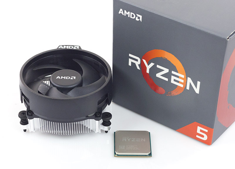 AMD Ryzen 5 1400 Bundle
