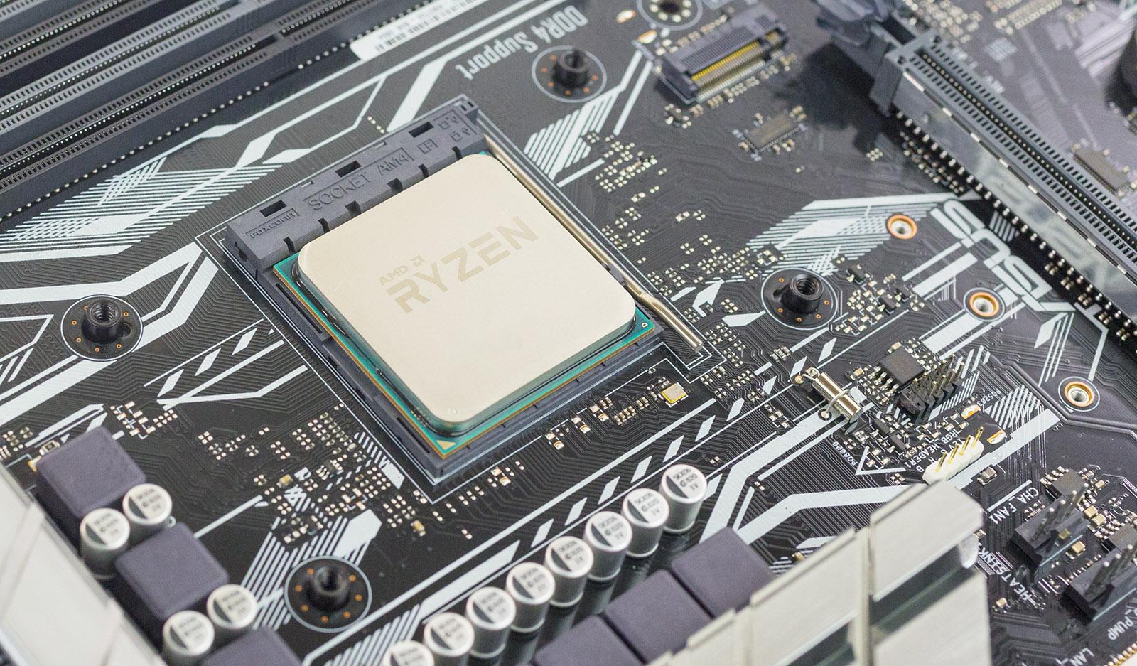 AMD Ryzen 5 1600X Cover