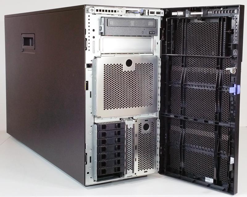 Lenovo X3500 M5 5464EEU Front