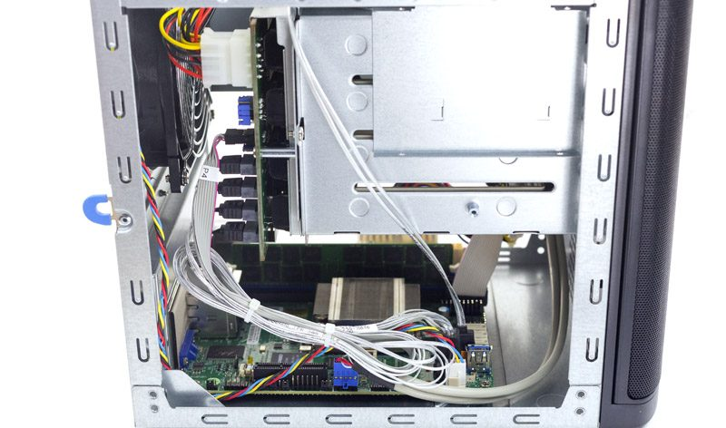 Supermicro SYS 5029A 2TN4 Internal