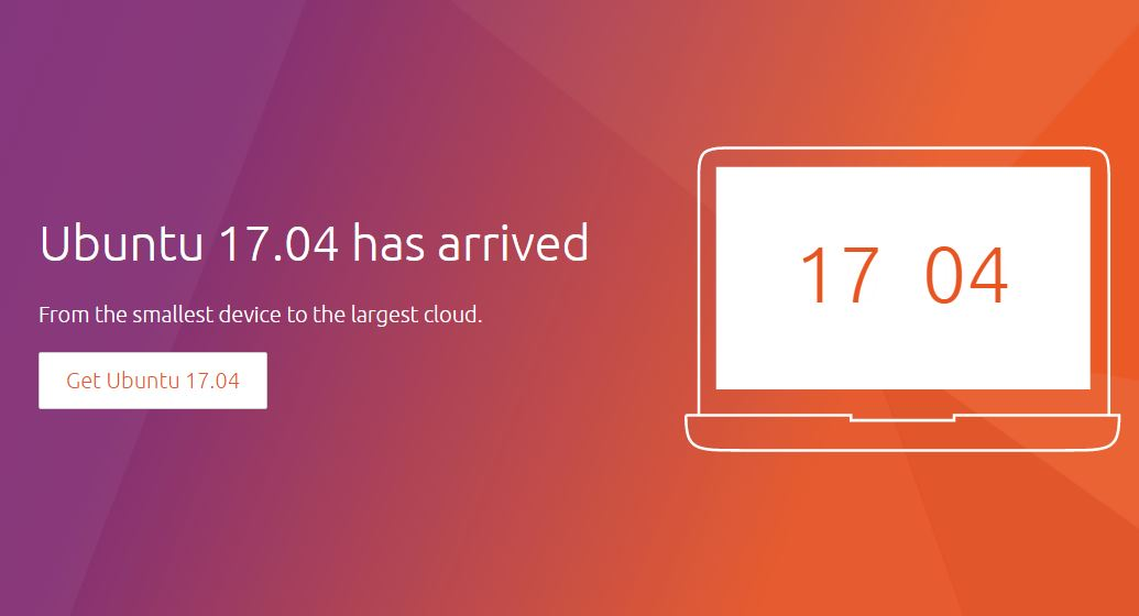Ubuntu 17.04 Arrived