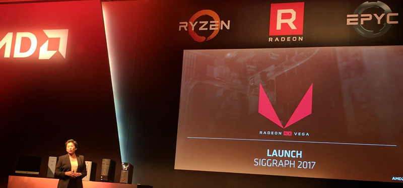 AMD Vega RX Launch July 2017