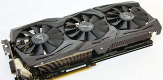ASUS ROG STRIX GeForce GTX 1080 TI OC