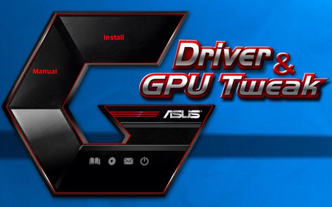 ASUS ROG STRIX GeForce GTX 1080 TI OC Driver Disk 1