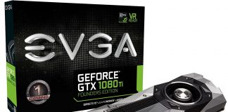 EVGA GTX 1080 Ti Founders Edition