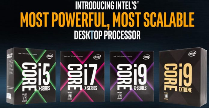 Intel Core X Series Boxes