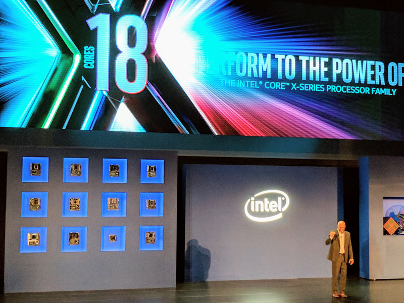 Intel Core I9 18 Cores