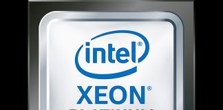 Intel Xeon Platinum Inside Black