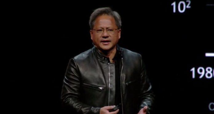 Jensen Huang GTC 2017
