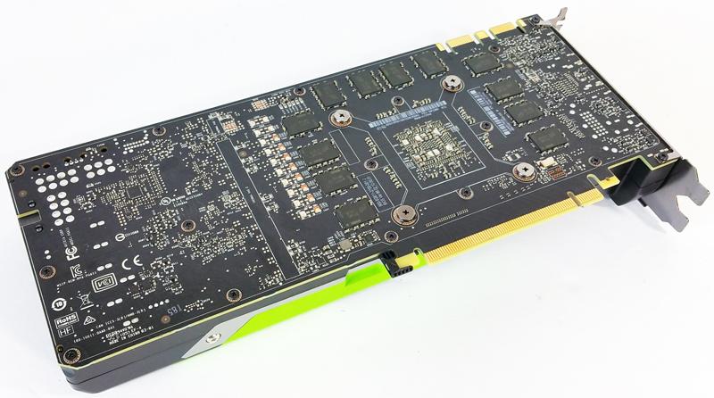 NVIDIA Quadro P6000 Angle Back