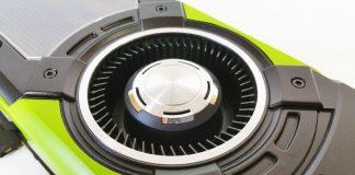 NVIDIA Quadro P6000 Cooling Fan