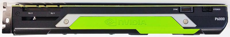 NVIDIA Quadro P6000 Edge