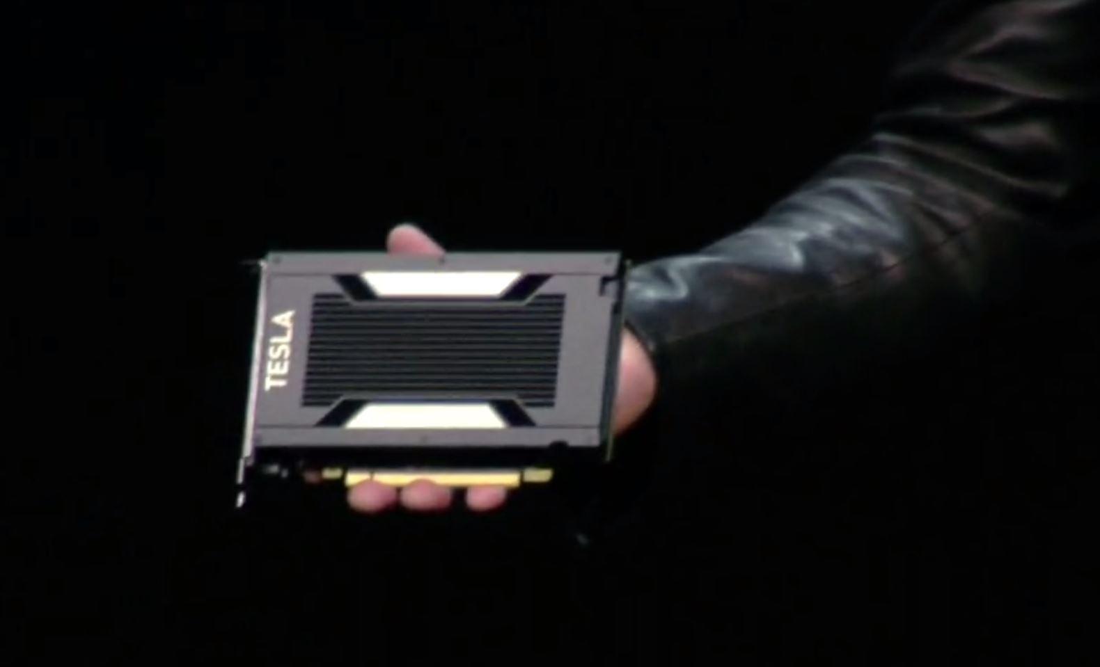NVIDIA Tesla V100 FHHL