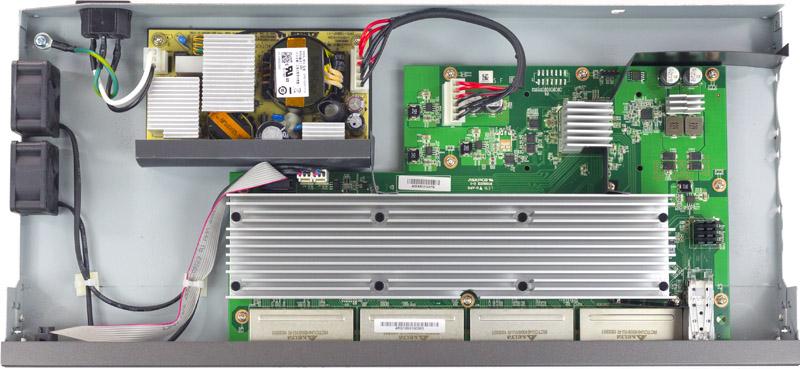 Netgear ProSAFE XS716E Internal
