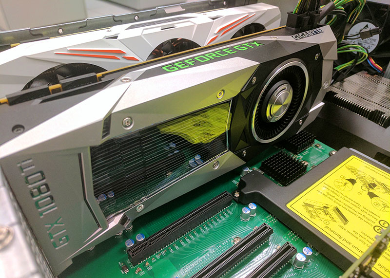 DeepLearning10: The 8x NVIDIA GTX 1080 Ti GPU Monster (Part 1)