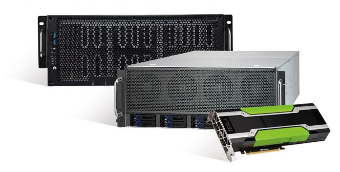 Tyan Multi GPU Systems