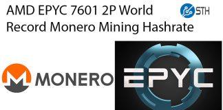 AMD EPYC Monero Mining WR