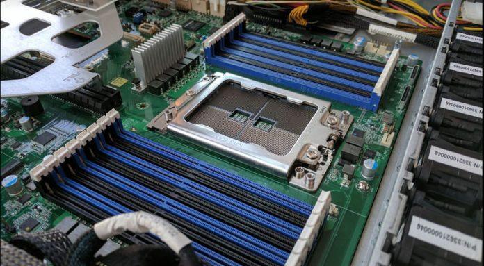 AMD EPYC Socket