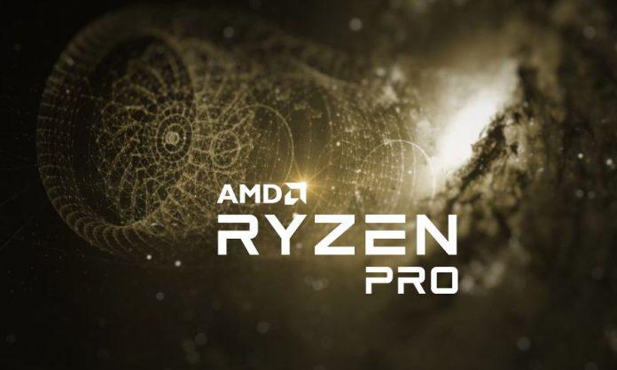 AMD Ryzen Pro Logo