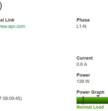 Dual Socket AMD EPYC 7601 Power Consumption