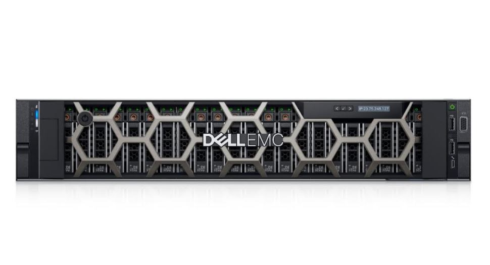 Dell EMC PowerEdge R740 Front