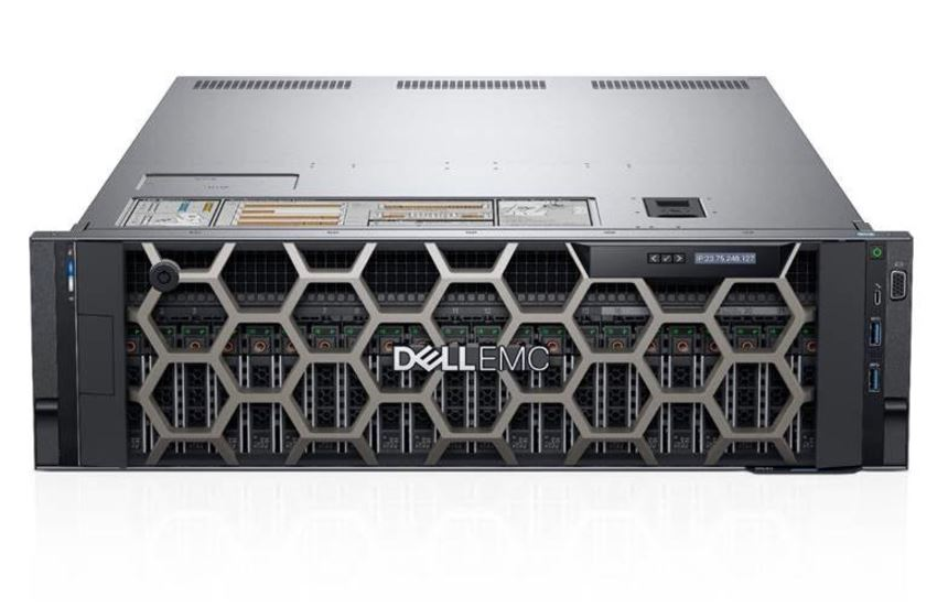 Dell EMC PowerEdge R940 Front