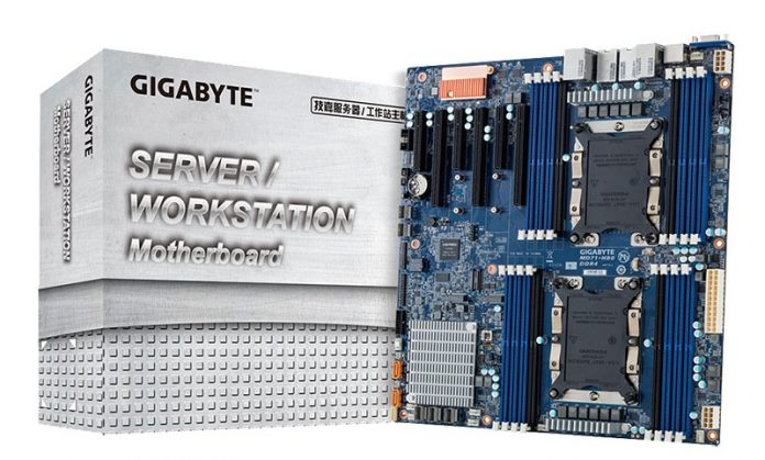 Gigabyte MD71 HB0 Motherboard With Box