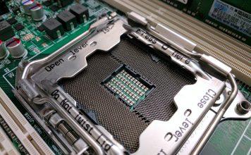 HPE DL60 Gen9 CPU Socket