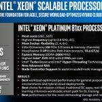 Intel Scalable Processor Family Skylake SP Platinum