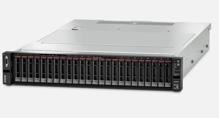 Lenovo ThinkSystem SD650 Front