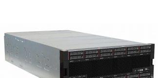 Lenovo ThinkSystem SR950 Facing Right View 1