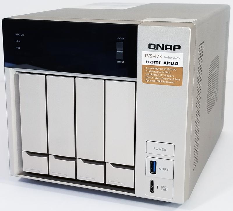 QNAP TVS 473
