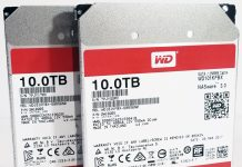 WD Red 10TB Pro NAS Hard Drives