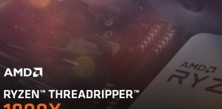 AMD Ryzen Threadripper 1900X Cover