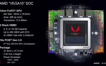 AMD Vega10 Overview