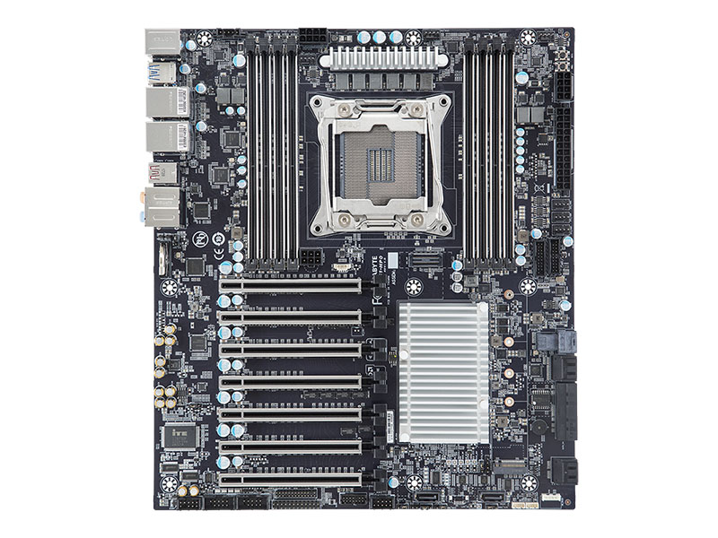 Gigabyte MW51 HP0 Top
