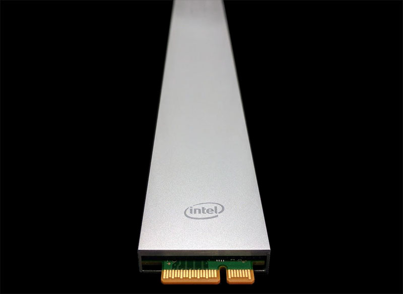 Intel Ruler SSD Connector