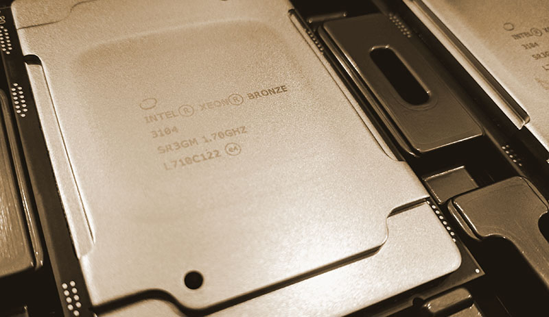 Intel Xeon Bronze 3104 Cover