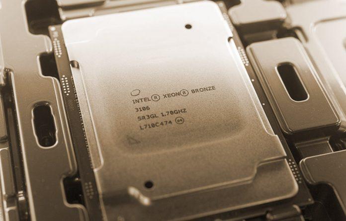 Intel Xeon Bronze 3106 Cover