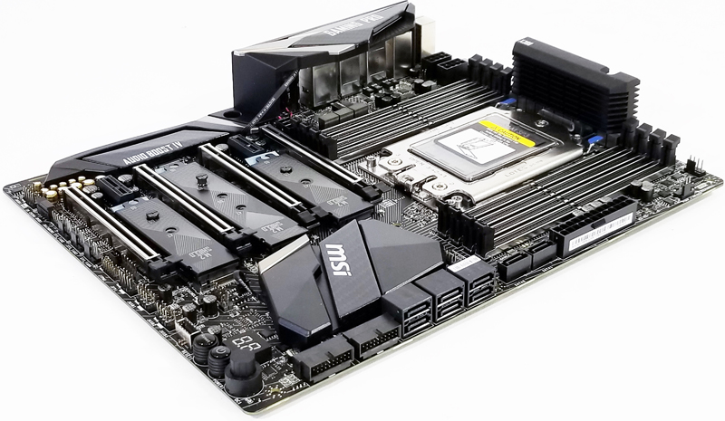 MSI X399 Gaming Pro Carbon AC Motherboard