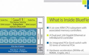 Mellanox BlueField SoC Overview