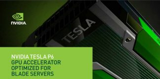 NVIDIA Tesla P6 Cover